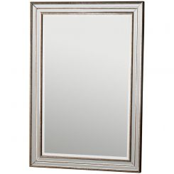 Pavilion Chic Worcester Antique Gold Wall Mirror