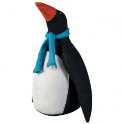Pavilion Chic Peter Penguin Doorstop