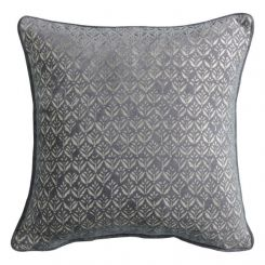 Pavilion Chic Sault Metallic Cushion