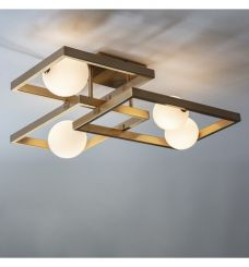Pavilion Chic Abstract Ceiling Light