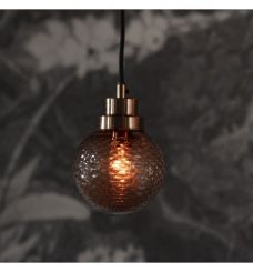 Pavilion Chic Apsely Small Glass Globe Pendant Light