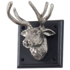 Libra Buckden Stag Wall Hooks