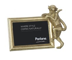 Parlane Gold Monkey Picture Frame