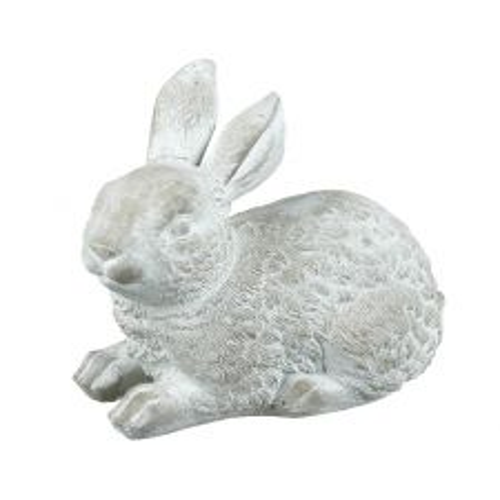 Parlane Resting Concrete Rabbit Statue