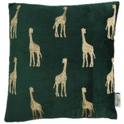 Libra Safari Giraffe Cushion Cover