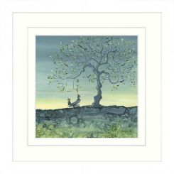 Pavilion Art A Moment of Hope 3 by Catherine Stephenson - Framed Canvas Print