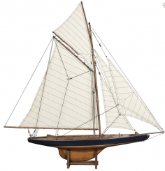 Authentic Models Americas Cup Columbia, 1901