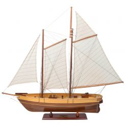 Authentic Models Yacht America Model