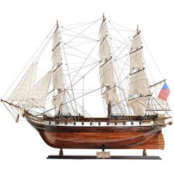 Authentic Models USS Constellation Model