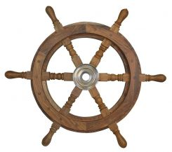 Authentic Models Authentic Model Boat Steering Wheel