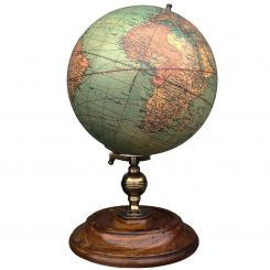 Authentic Models 1921 Usa Globe