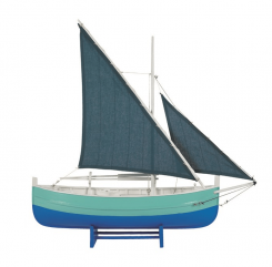 Authentic Models Biscay Fishing Boat