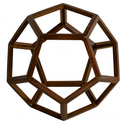 Authentic Models Dodecahedron
