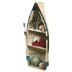 Authentic Models Dory Bookshelf/ Table With Glass