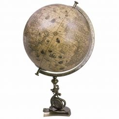Authentic Models Dragon Globe
