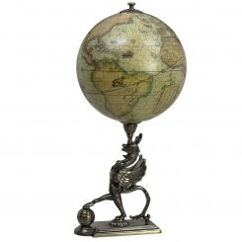 Authentic Models Griffion Globe