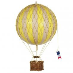 Authentic Models Hot Air Balloon Replica Thin Stripe - Medium