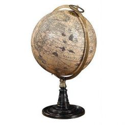 Authentic Models Old World Globe And Stand