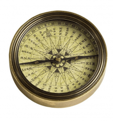 Authentic Models Polaris Compass