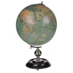 Authentic Models Replica Weber Costello 1921 Globe On Stand