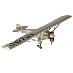 Authentic Models Spirit Of St Louis Model Plane