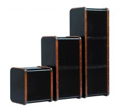 Authentic Models STACKING UNITS IN Black
