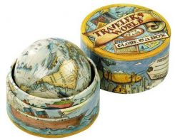 Authentic Models Traveller's World Globe In Box
