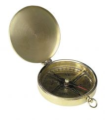 Authentic Models Victorian Pocket Compass