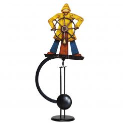 Authentic Models Balance Toy, Helmsman