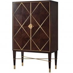 Theodore Alexander Bar Cabinet Max