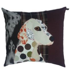 Carola Van Dyke Cushion Daisy The Dalmatian