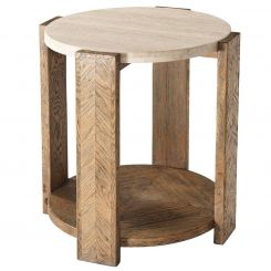 Theodore Alexander Side Table Lawson