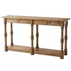Theodore Alexander Console Table Galloway