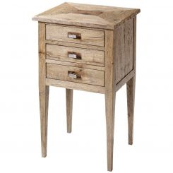 Theodore Alexander Bedside Table Nevis