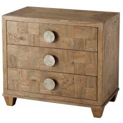 Theodore Alexander Bedside Table Rex