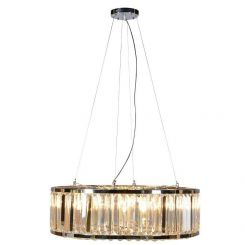 Pavilion Chic Chandelier Easthaven