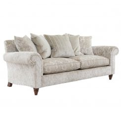 Duresta Clearance Cheltenham Grand Sofa in Blessington Sand
