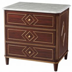 Theodore Alexander Chest of Drawers Olga
