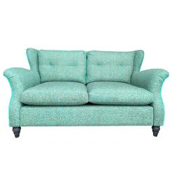 Duresta Clearance Kemp Compact In Aurora Teal