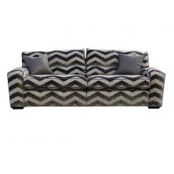 Duresta Clearance Puma Grand Sofa in Koraku Graphite