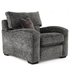 Duresta Clearance Puma Chair in Kibi Graphite