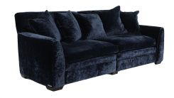 Duresta Clearance Sofa Greenwich Grand Split in Rembrandt Indigo