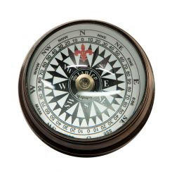 Authentic Models Eye Compass