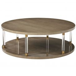TA Studio Coffee Table Lucidity II - Sycamore