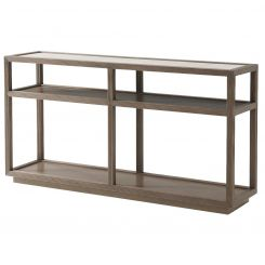 Theodore Alexander Console Table Gibb
