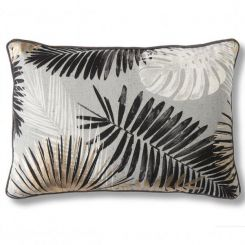 Pavilion Chic Cushion Palm Leaves Amazon