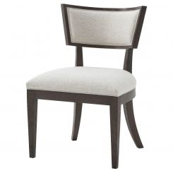 TA Studio Dining Chair Bristow in Matrix Marble