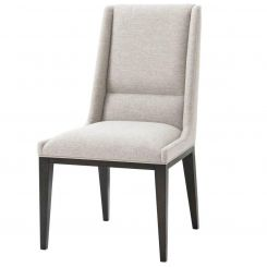 TA Studio Dining Chair Dorian in Matrix Marble
