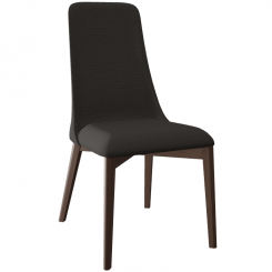 Calligaris Dining Chair Etoile in Grey Anthracite