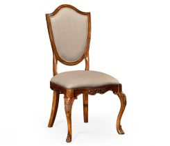 Jonathan Charles Dining Chair Hepplewhite with Sheild Back